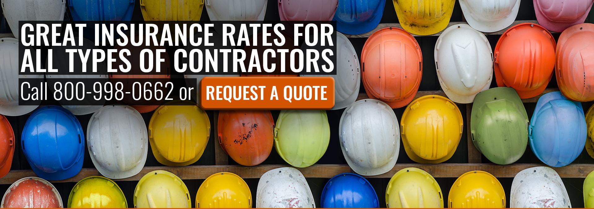 Ohio Contractors Insurance
