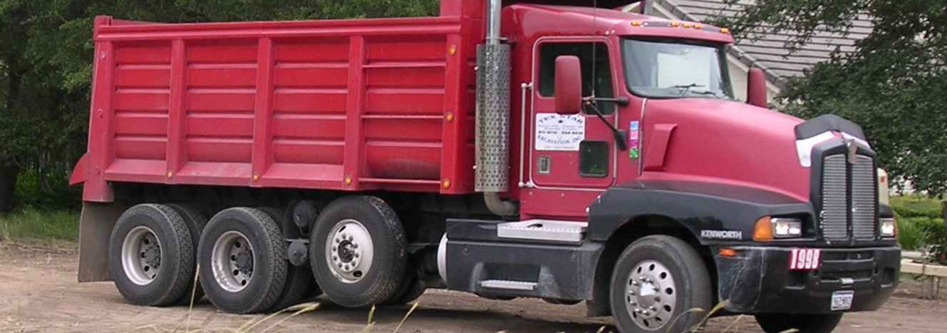 business auto insurance Cincinnati dump truck